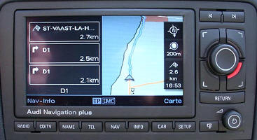 video interface audi RNS-E