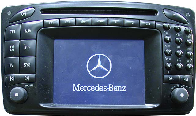 interfaccia video mercedes 2.0